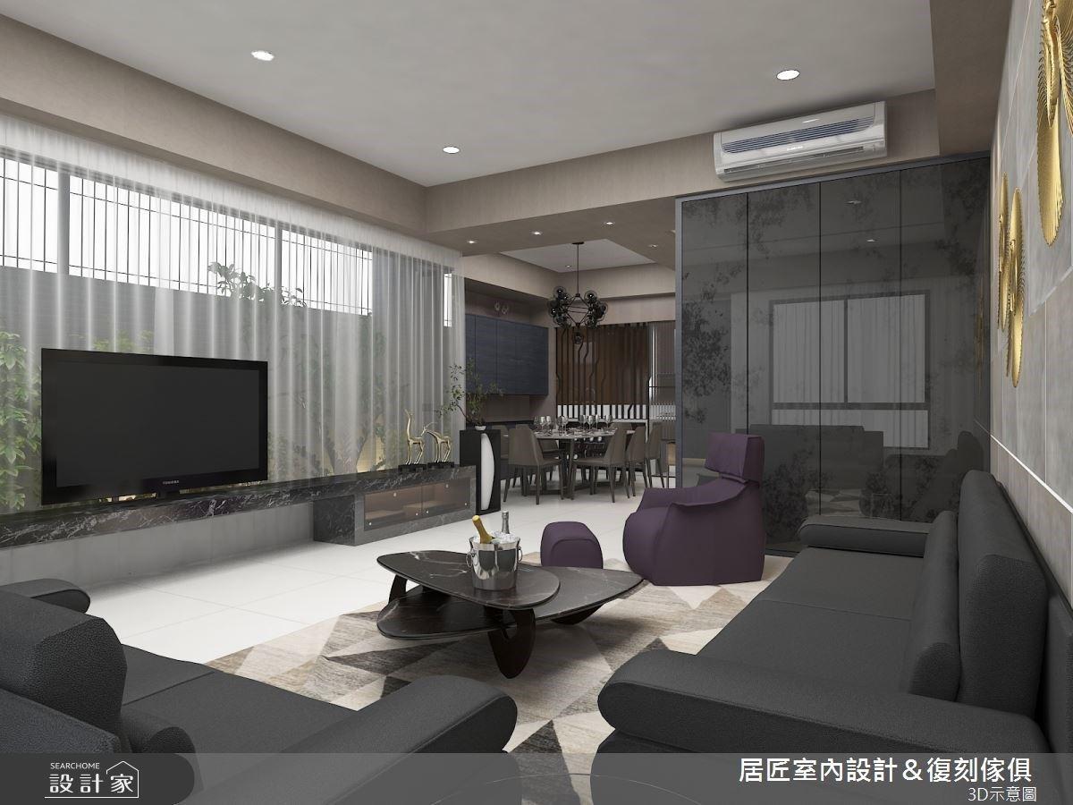 簡練、溫潤、有格調!表述生活態度的人文住宅