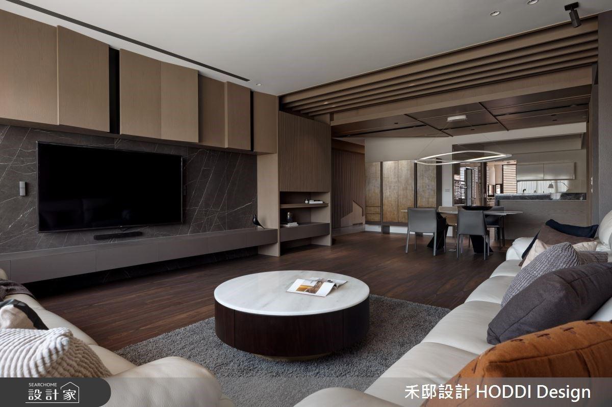 頂級藝廊質感的飯店式豪宅!「現代簡約 + 東方人文」寫下詩意雋永的靜謐質感