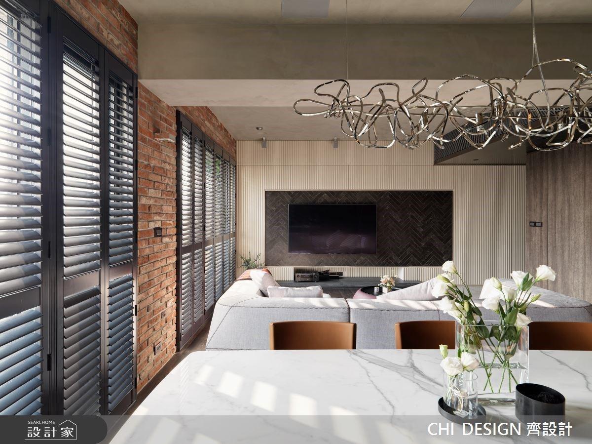 Urban style 用建材混搭感受精緻工業的微醺紳士品味宅