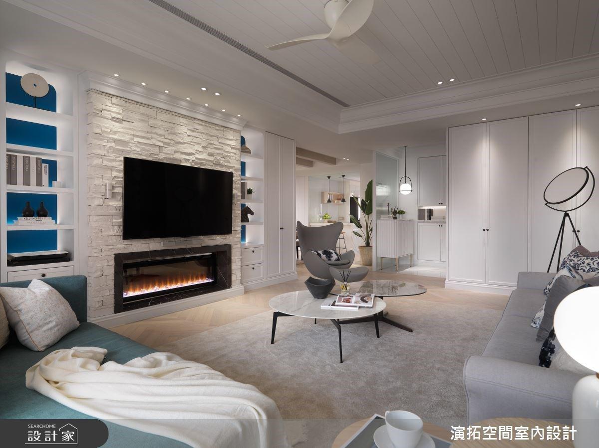 美式風打造全齡住宅!兼具品味與舒適的未來居所