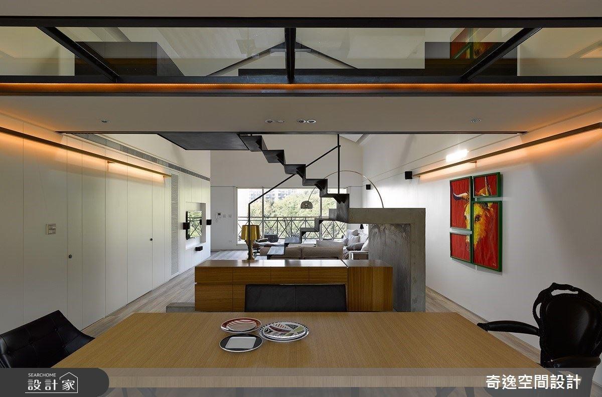 累了,就回家休息好嗎?鋼樑與斜屋頂構築歐美雜誌感景觀豪宅