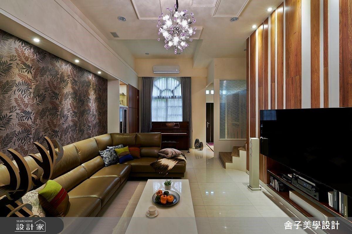 國外設計旅店是我家!壁癌老屋蛻變為渡假風透天別墅