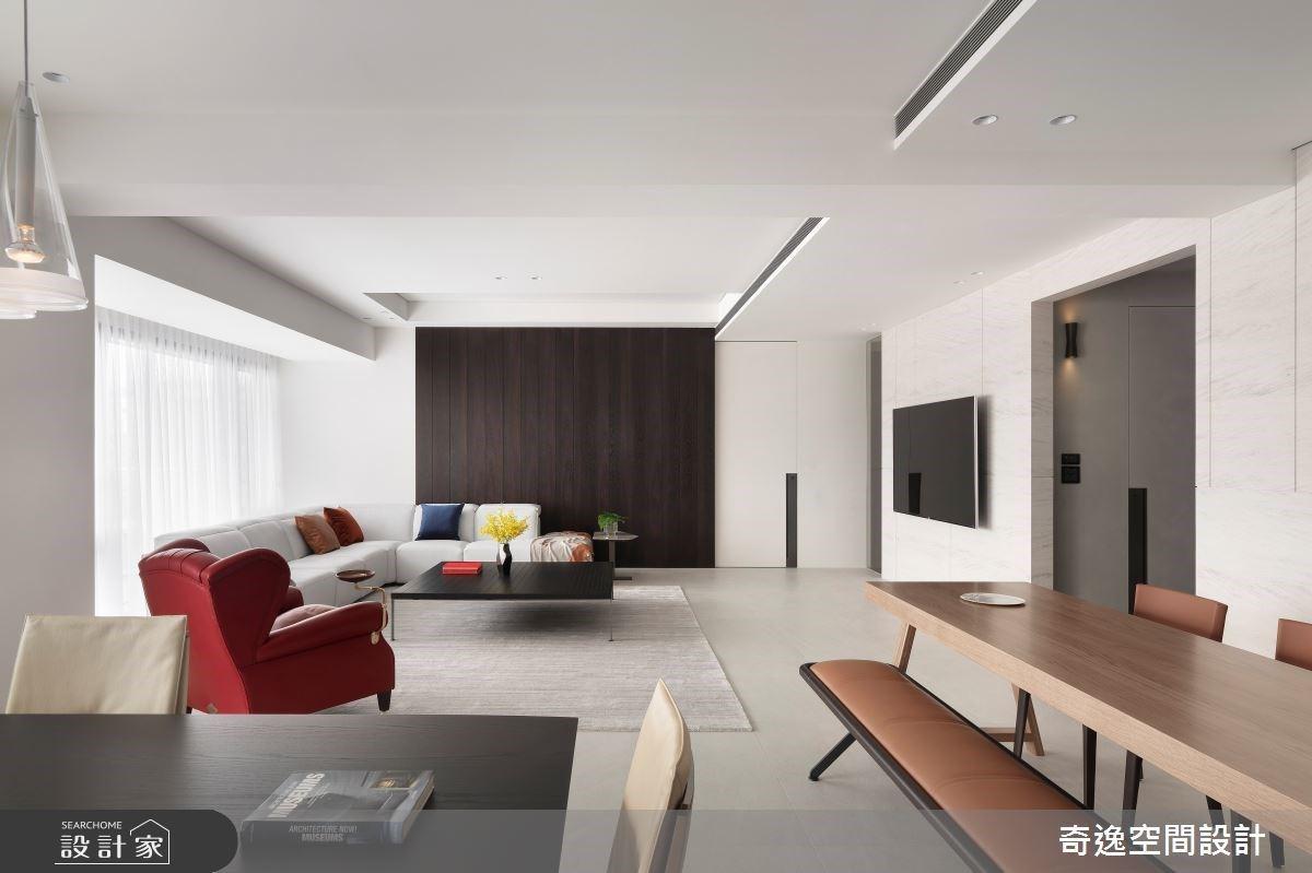 透亮白的空間魔法術 一家三口生活在怡然慢活的居家時尚