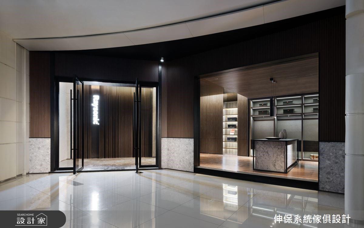 精品級的時尚視角!MIT 品牌打造高端板材展示中心