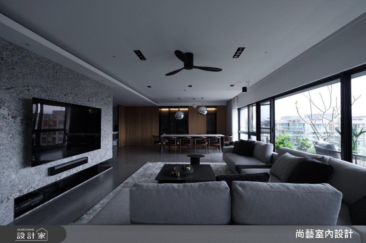 綠意陽台讓自然走進精緻豪宅!寧靜氛圍與現代設計共創高端生活品質