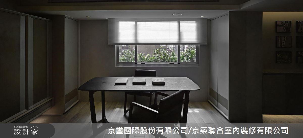 光與影替現代風住宅調味!舒適灰階轉譯老屋翻新後的寧靜與寬容