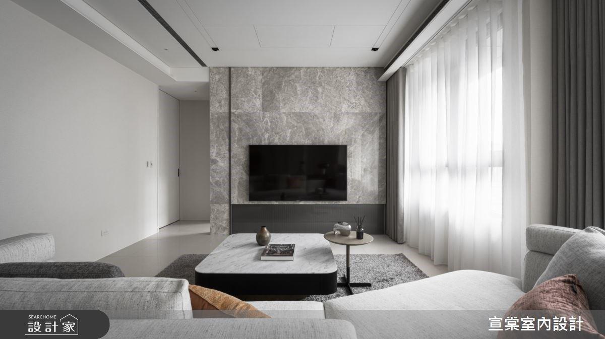 三房變兩房更適合單身族!退休後在現代風貴氣小豪宅享受人生