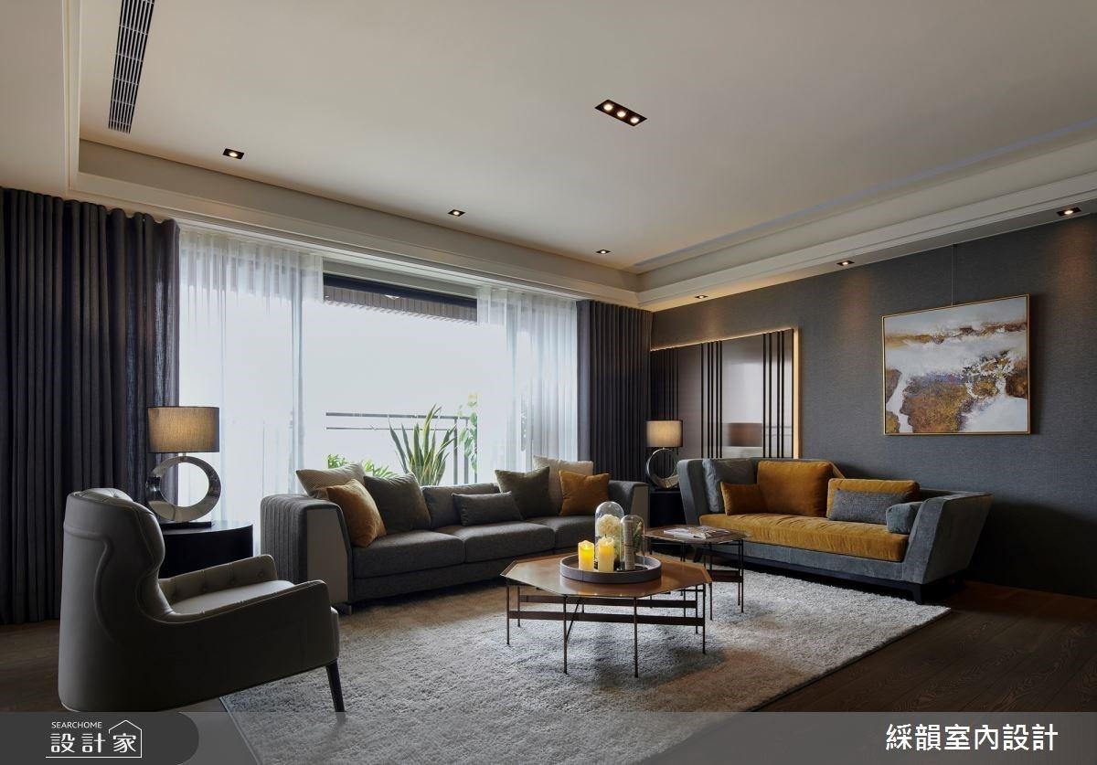在夢想的寬敞客廳與朋友放鬆小酌!飯店級設計開拓現代生活的藍海