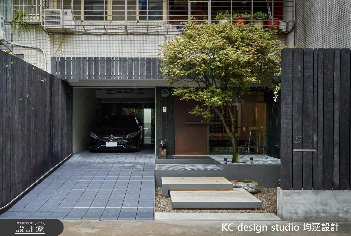 黃金地段40 年愛的老公寓   起家厝化身綠意叢生個性宅邸