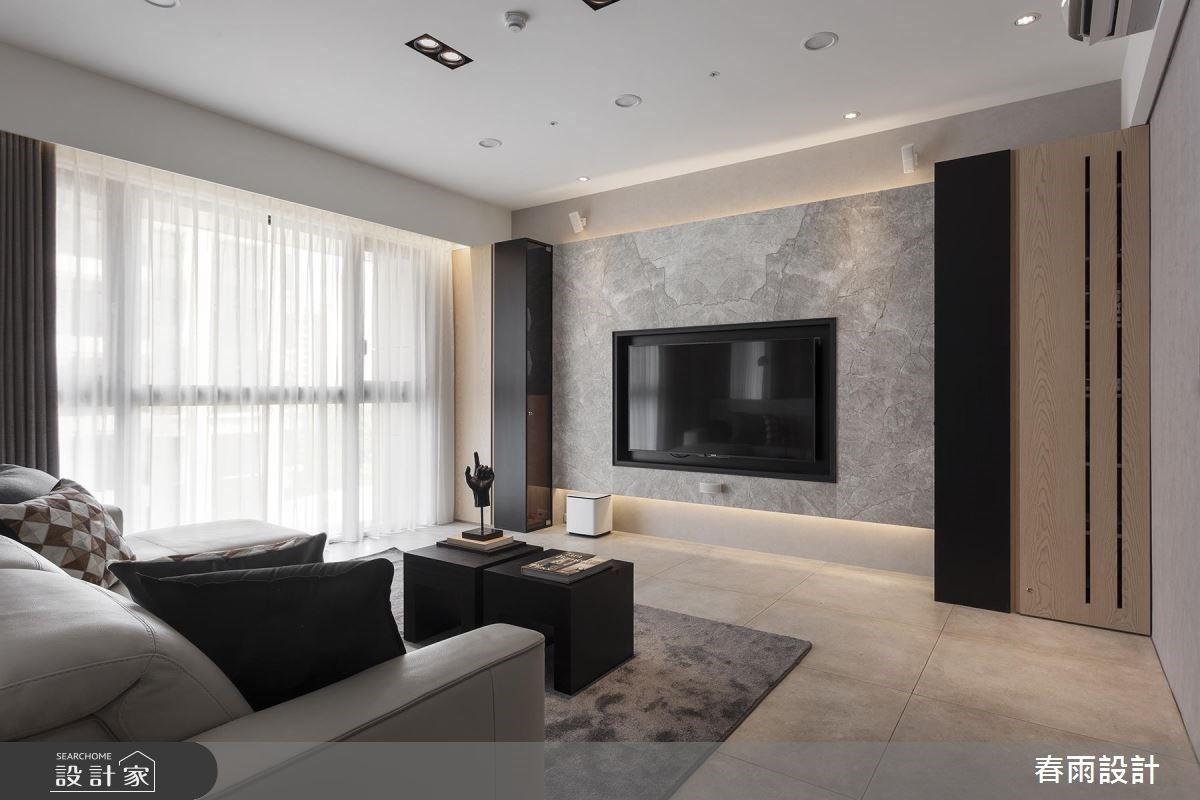 放大生活機能性空間 營造好品味現代風好宅