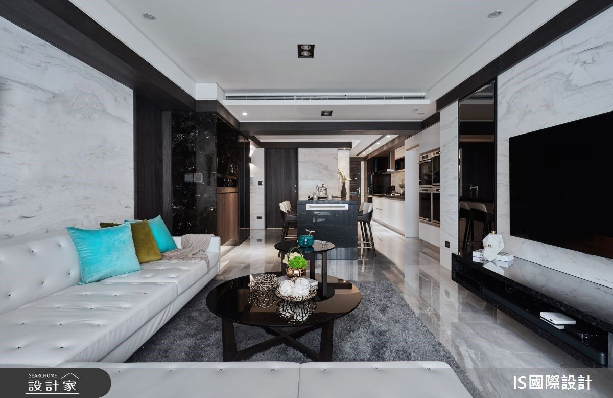 「海量收納」全面隱形!30年老屋翻新時尚飯店宅,讓機能與空間感瞬間加倍