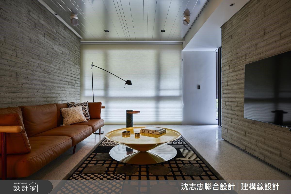 用中島廚房溫習味覺與視覺記憶!在內斂的現代宅邸裡啜飲生活細節