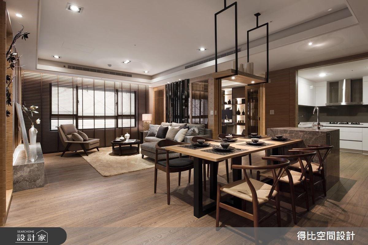 把峇里島飯店的精品細節搬回家!原木、鏡面、開放空間宛如渡假般的放鬆氛圍