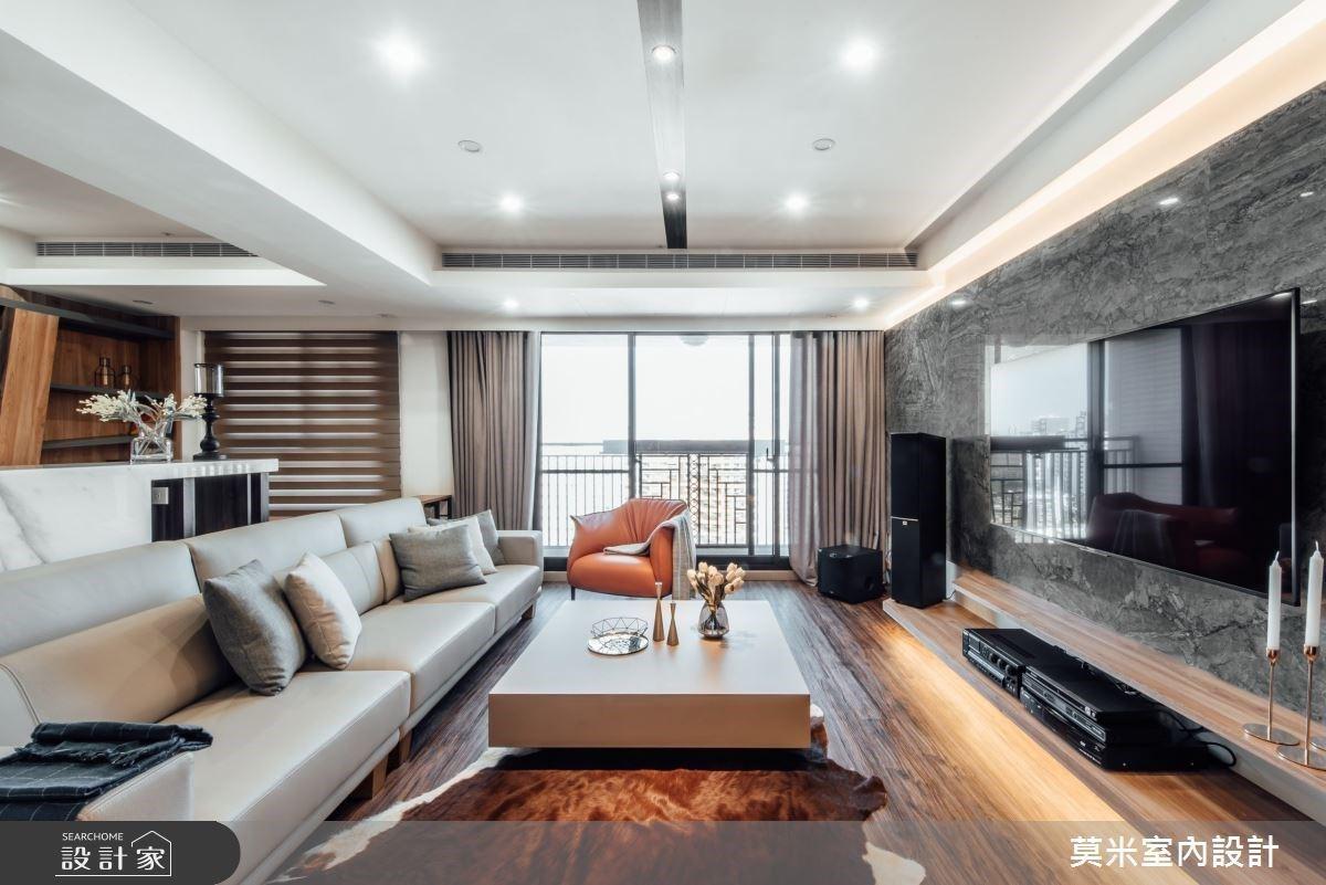 輕盈收納櫃、多功能和室換來超大機能!溫暖木質調成就混搭風豪宅的美好