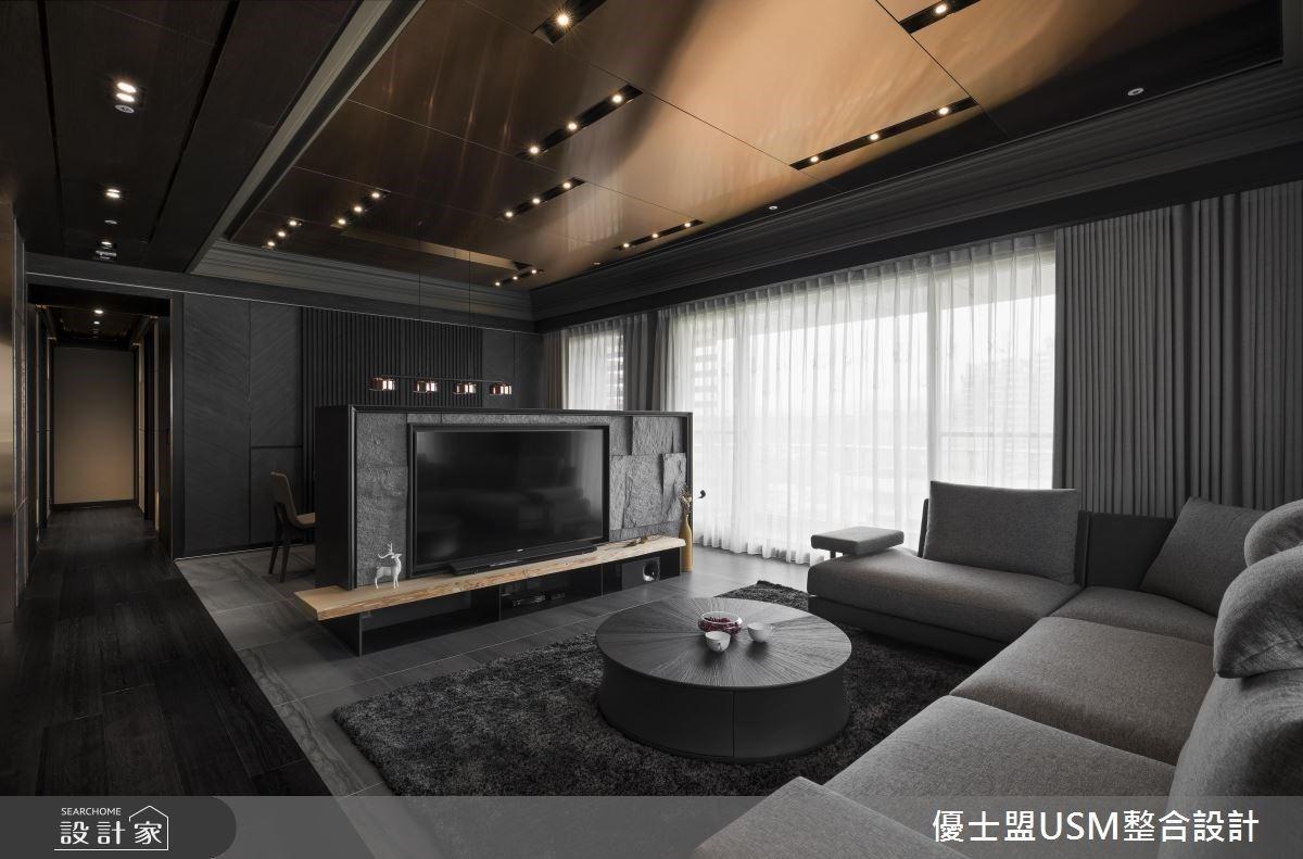 低調奢華的50坪現代禪風宅!享受入住飯店般的精緻感受