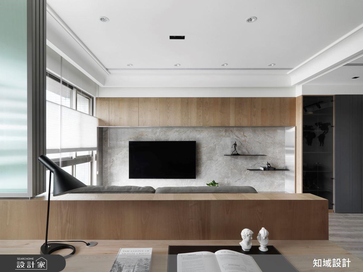 舊屋翻新!灰階與木皮色系讓家變身MUJI溫柔現代風