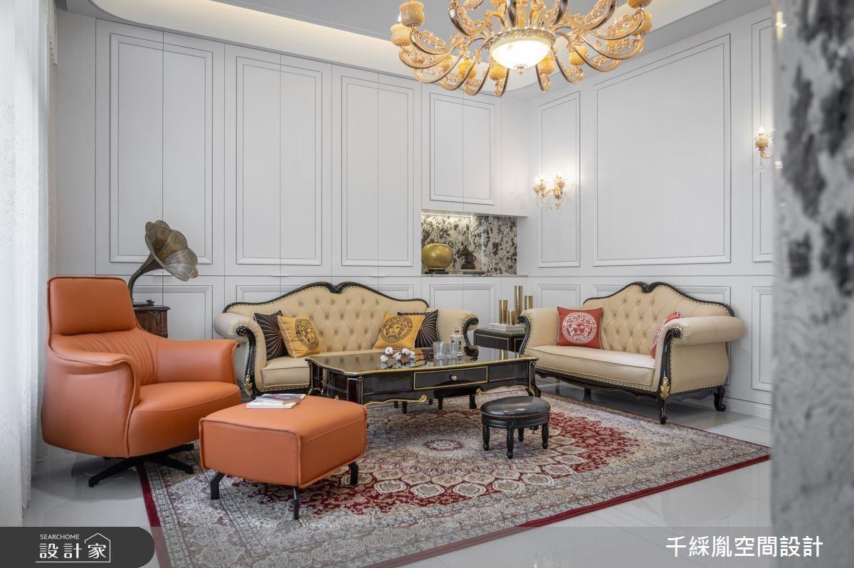 152坪輕奢華新古典宅,穿堂煞、聚寶盆擺放等居家風水問題一次搞定!