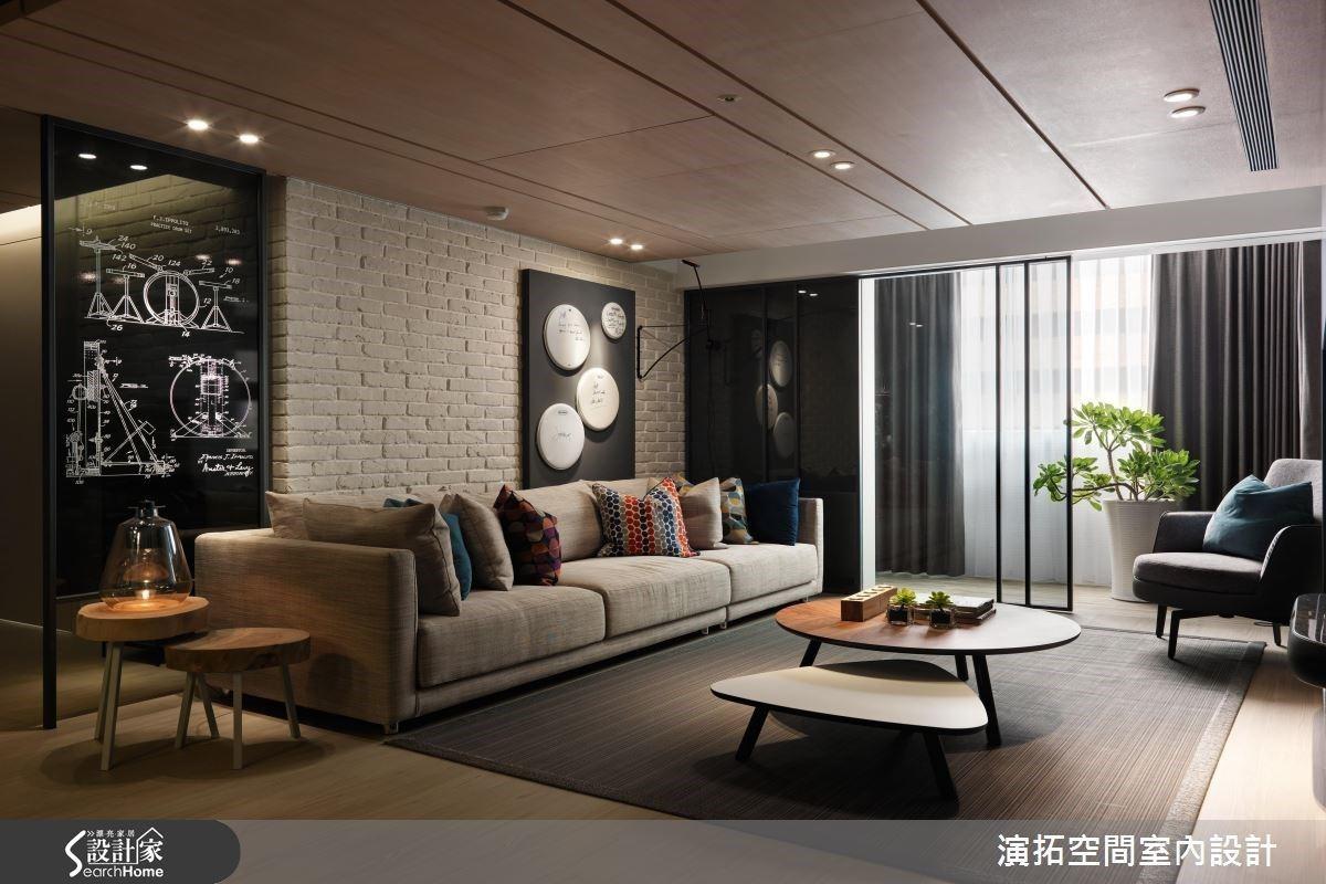 Loft工業風重塑老宅 陪伴屋主邁向人生新階段