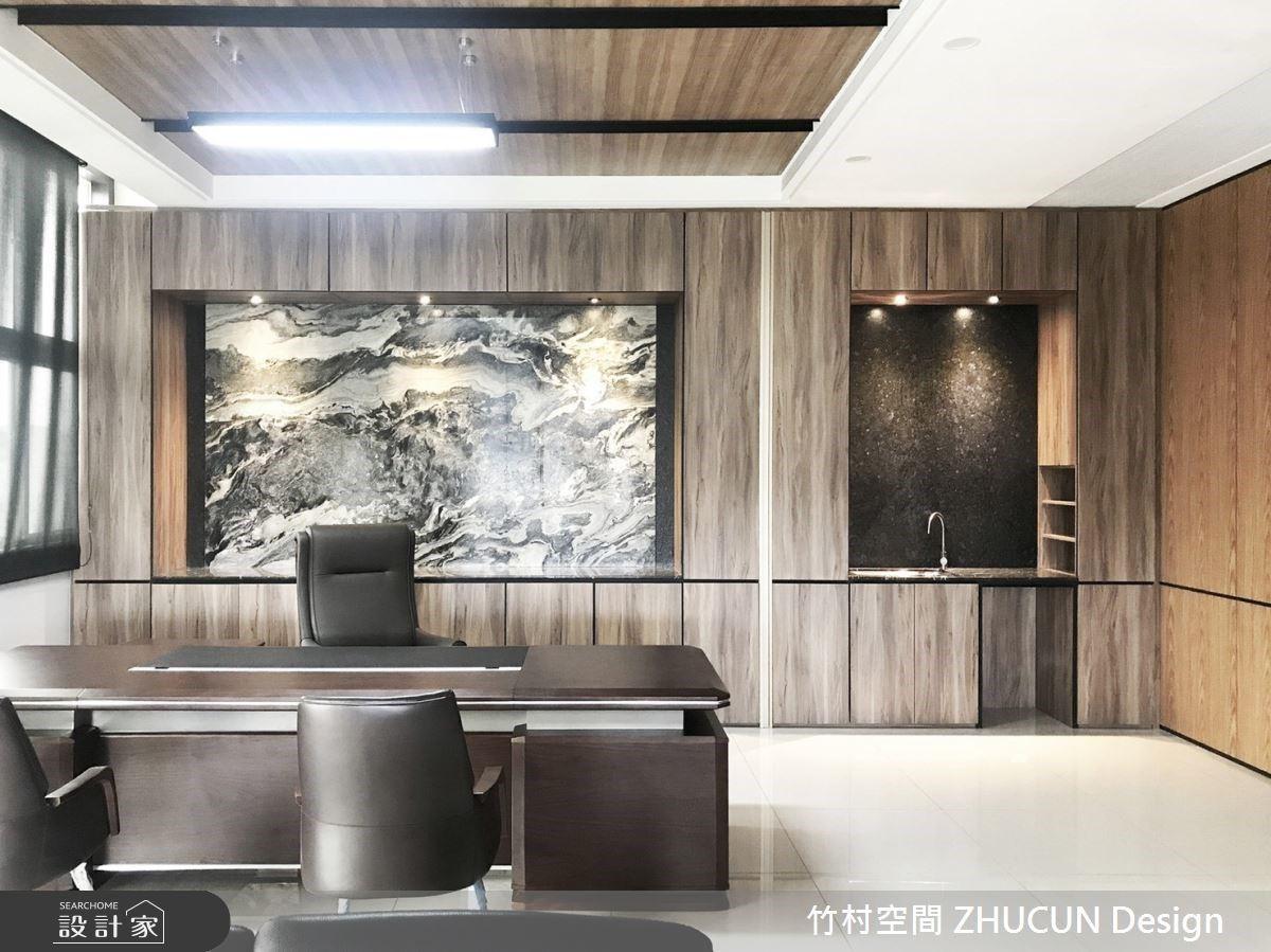 每個空間都有亮點!集結氣派與品味的混搭風商辦大樓