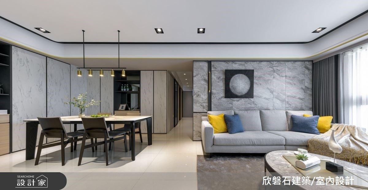 透亮白皙陽光宅!輕盈色系搭配機能收納 創造一倍大的豪宅器度