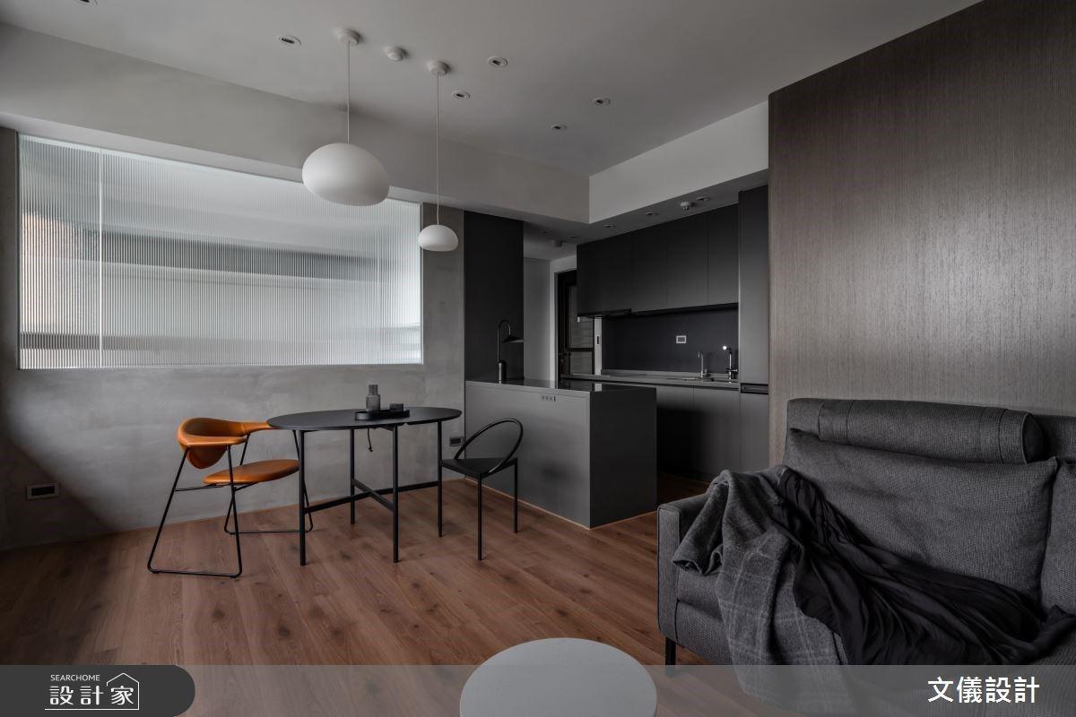 空間小,就把設計做到最好!打造12坪小宅的高質感