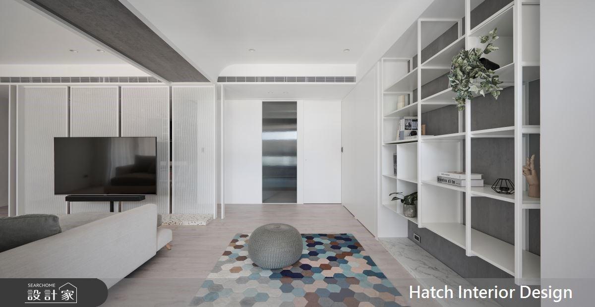 納入好採光與空間感!清爽滿分的自然系白色簡約風居家