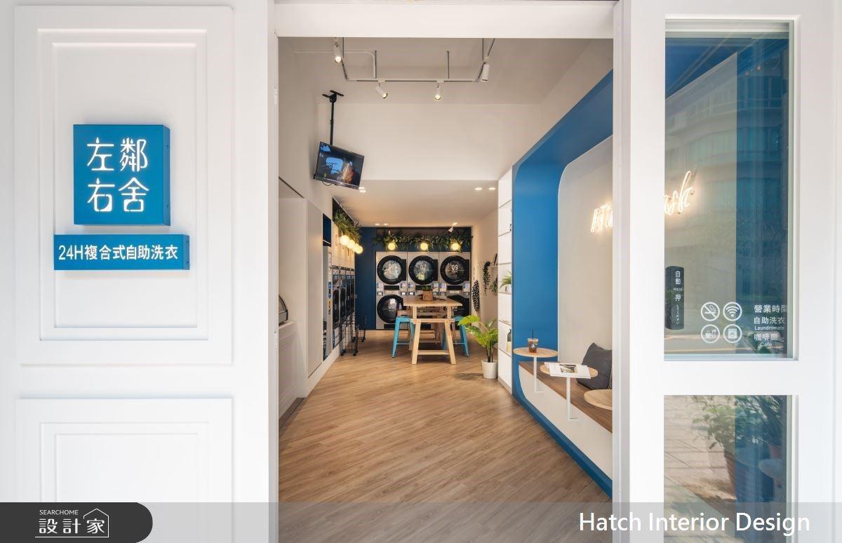 洗衣店也是打卡景點!IKEA家具+複合咖啡店的愛麗絲夢遊小仙境