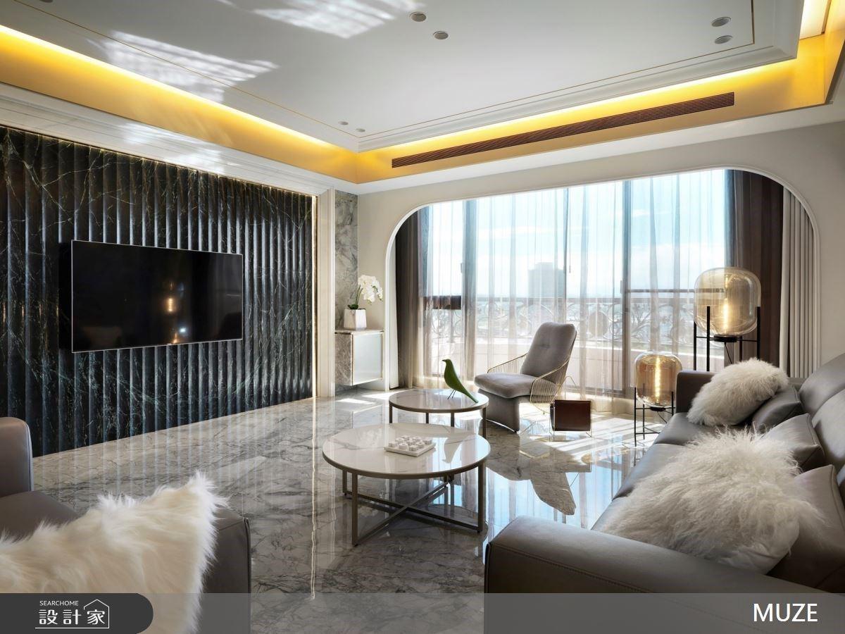 來看醫師夫妻檔的家!高級大理石打造的現代奢華感大宅
