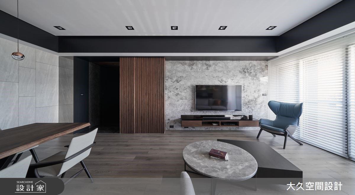 我家就是飯店!精緻奢華的35坪空間走入一家四口的生活軌跡