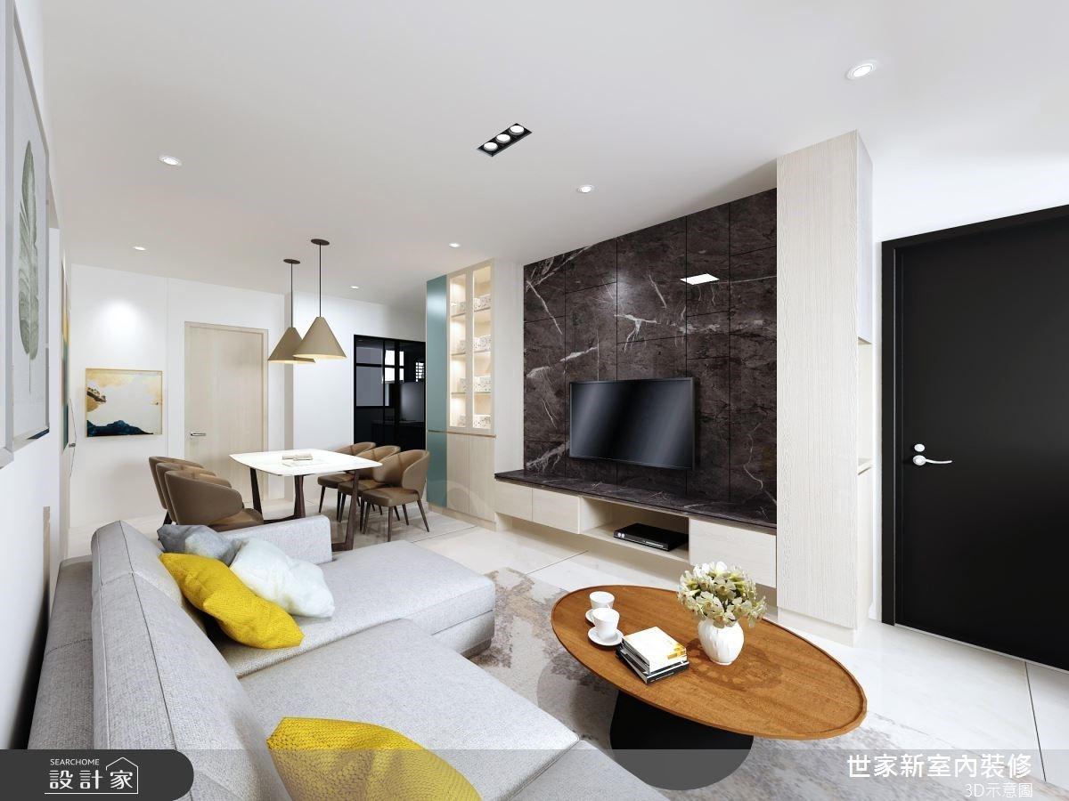 人生的第一次!首購宅首次裝修 精打細算的超優質多功能美宅