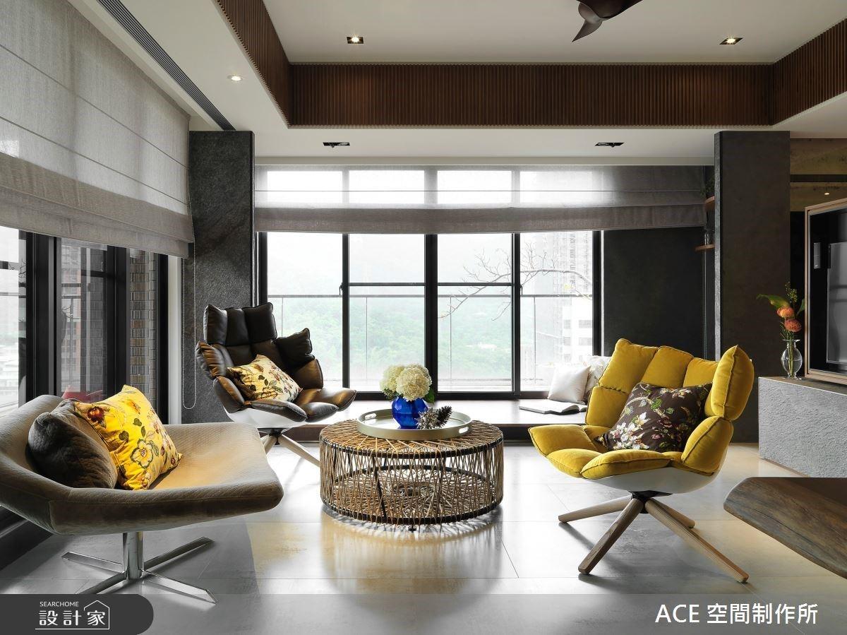 米其林主廚的度假感居家!內建大陽台臥榻、美型中島,細細品嚐充滿幸福感的生活好滋味