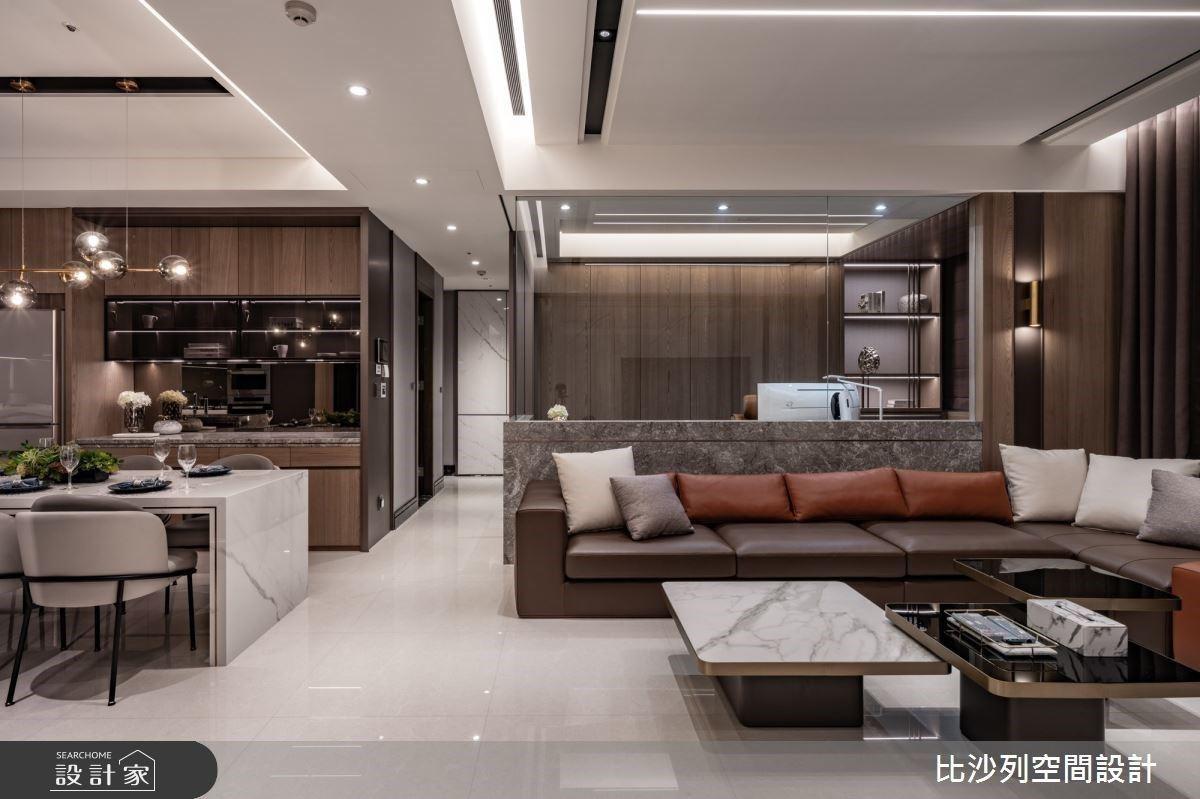 隱藏設計家的包羅萬象!超過 2 米長餐桌、隱密更衣室,等你拉開生活序幕