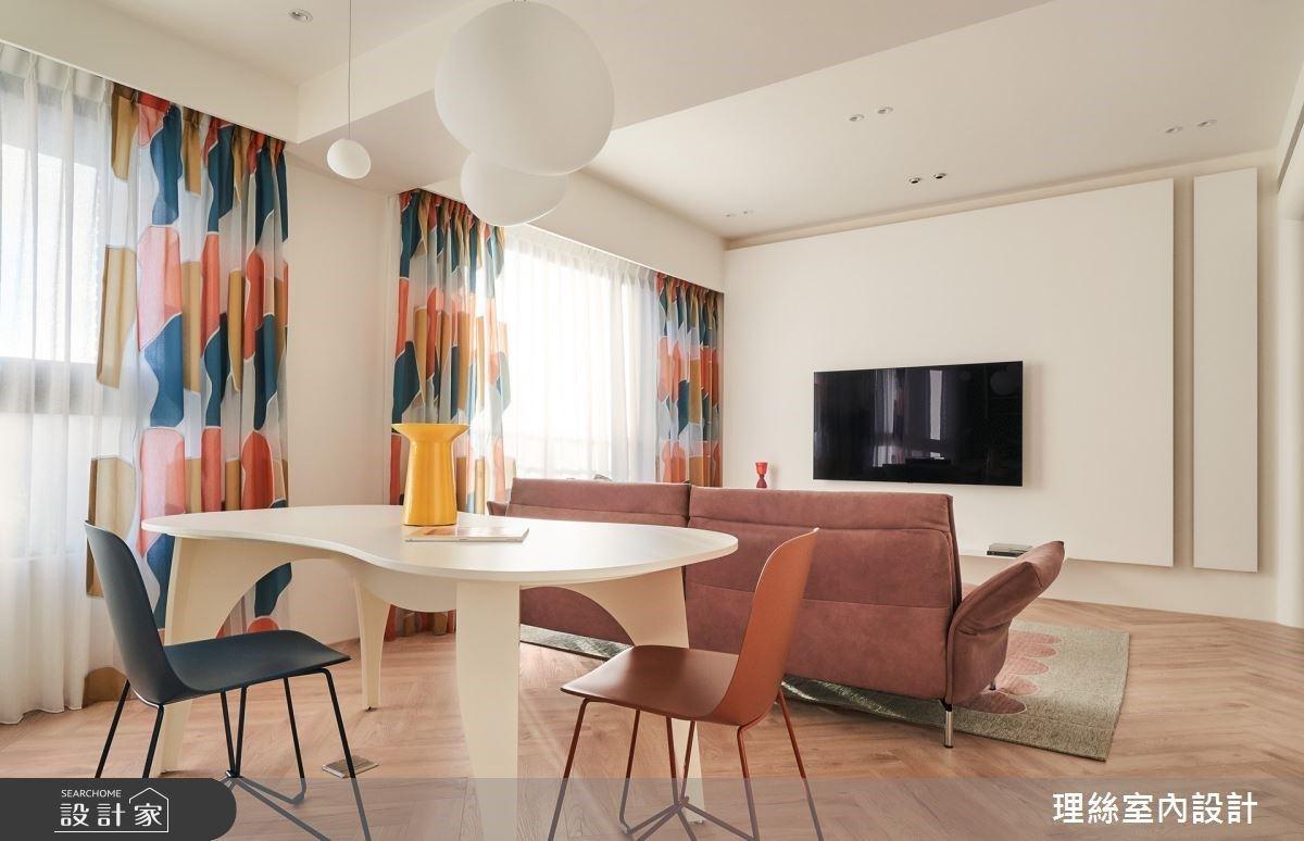 承載生活記憶的居家空間 簡約精緻小宅