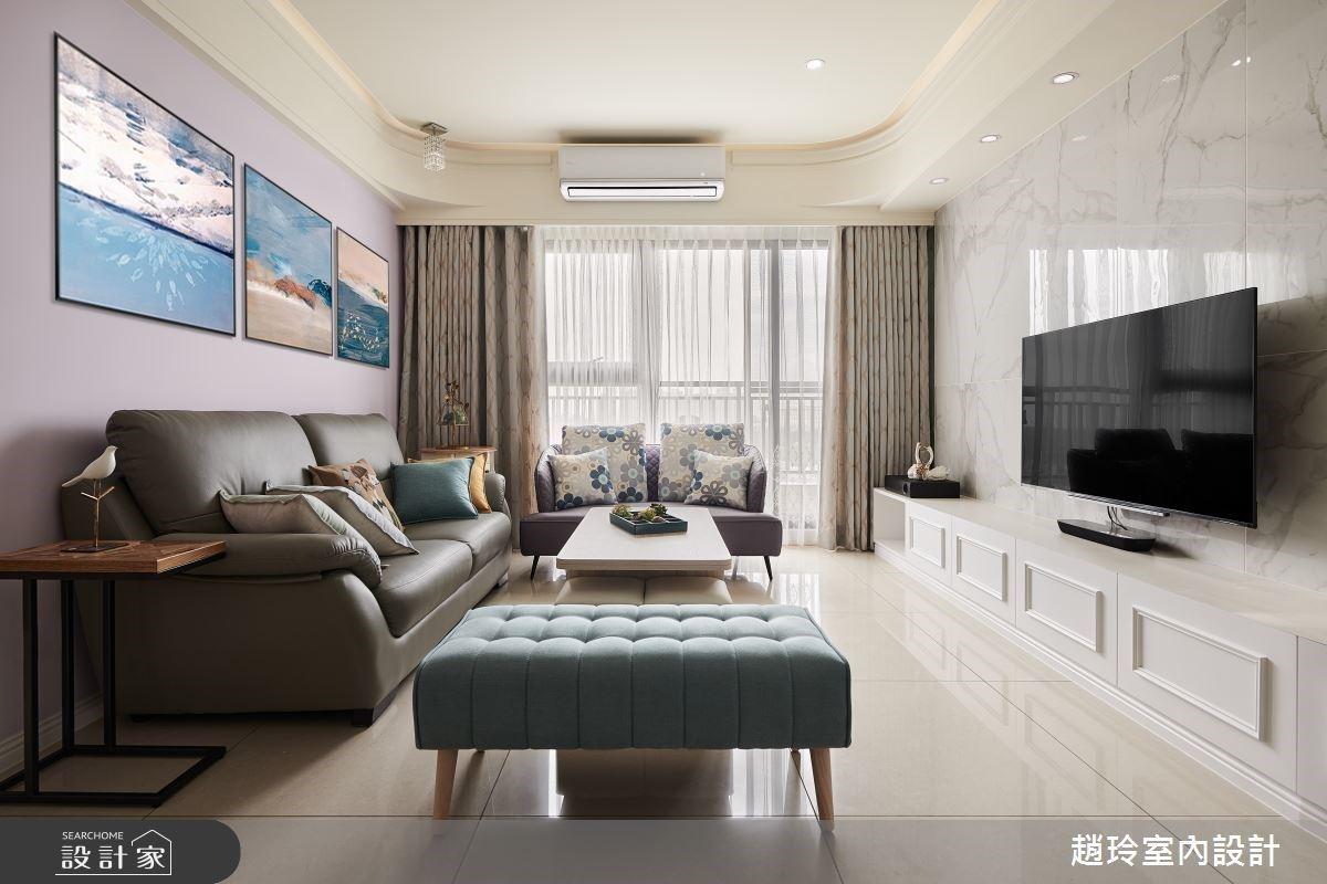 預算用對地方! 美感與收納兼具的新古典風優雅居家