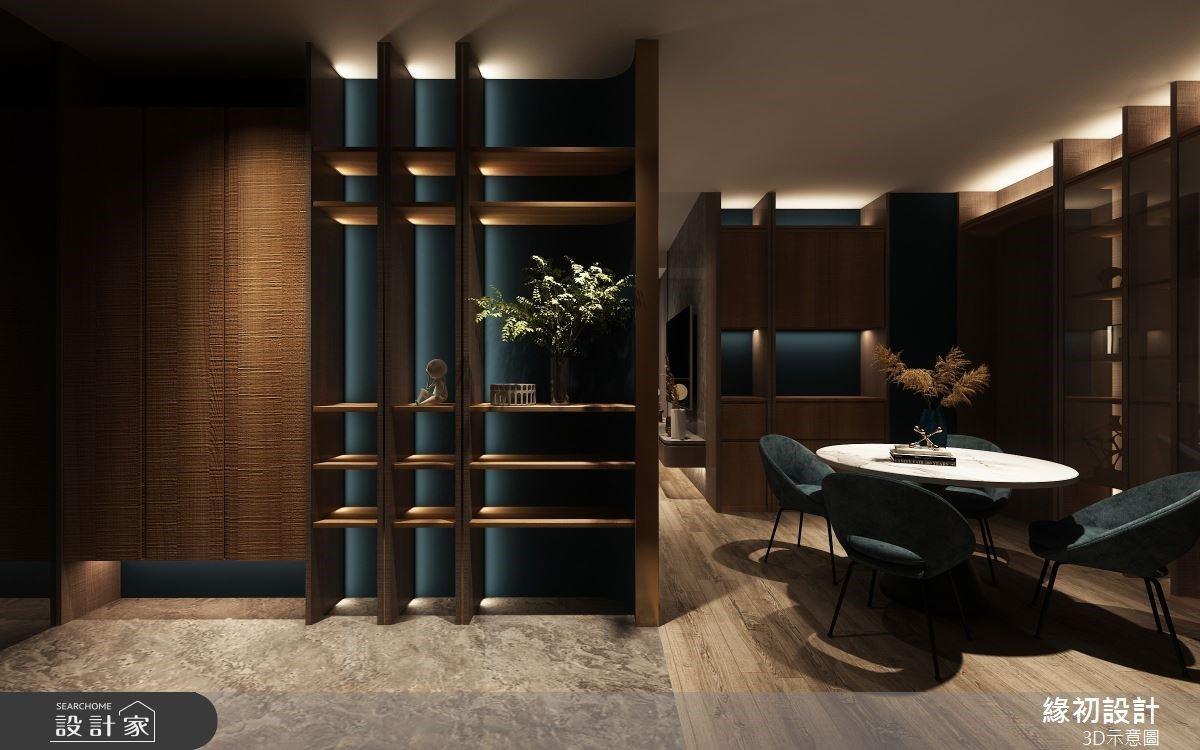 是星級飯店還是家?混搭風玄關收納揭開高質感生活享受!