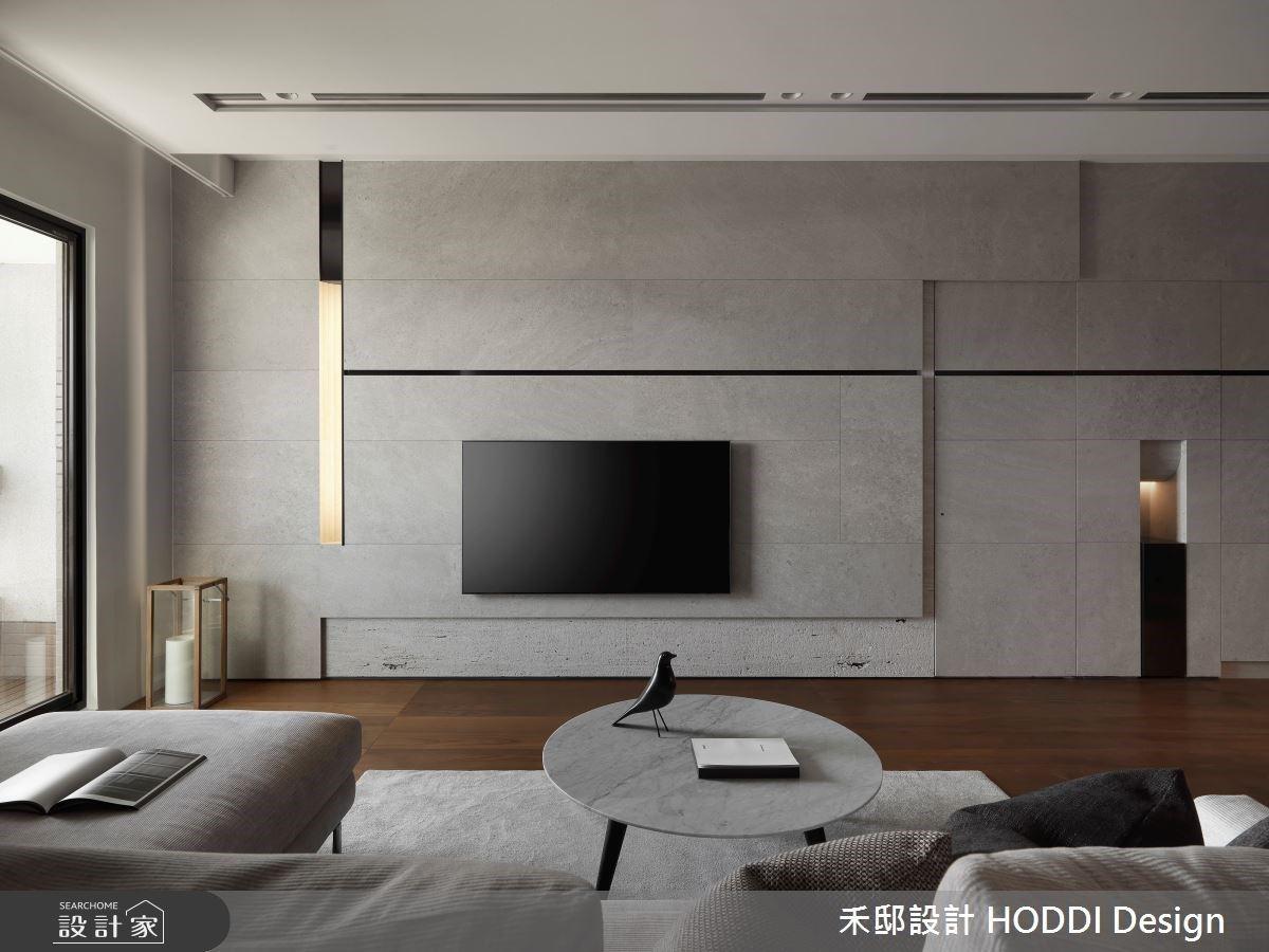 中古屋伴你緩步生活!柚木包覆天地壁,媲美日式頂級飯店的現代居宅