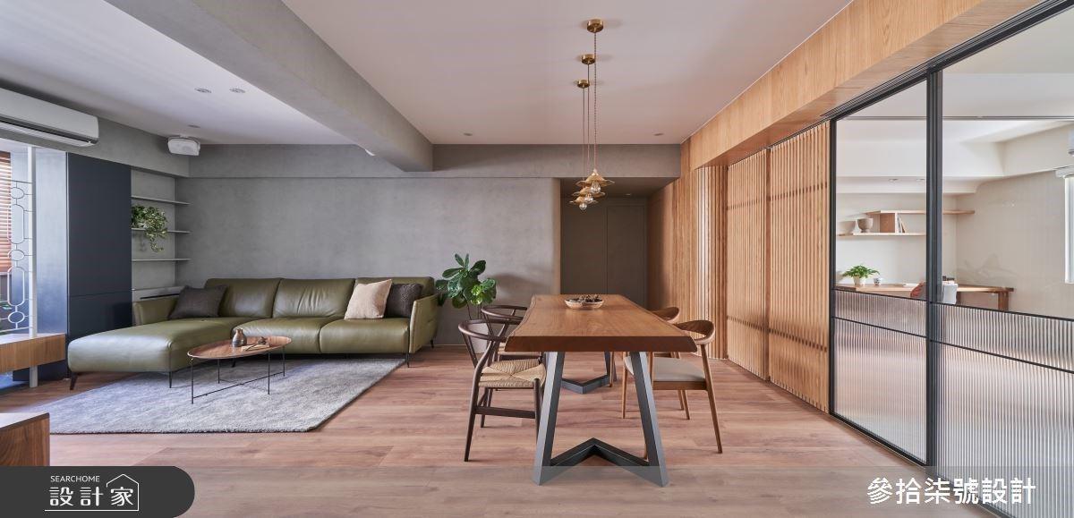 臺式經典點綴日式復古宅 沉浸在專屬的恬靜氛圍