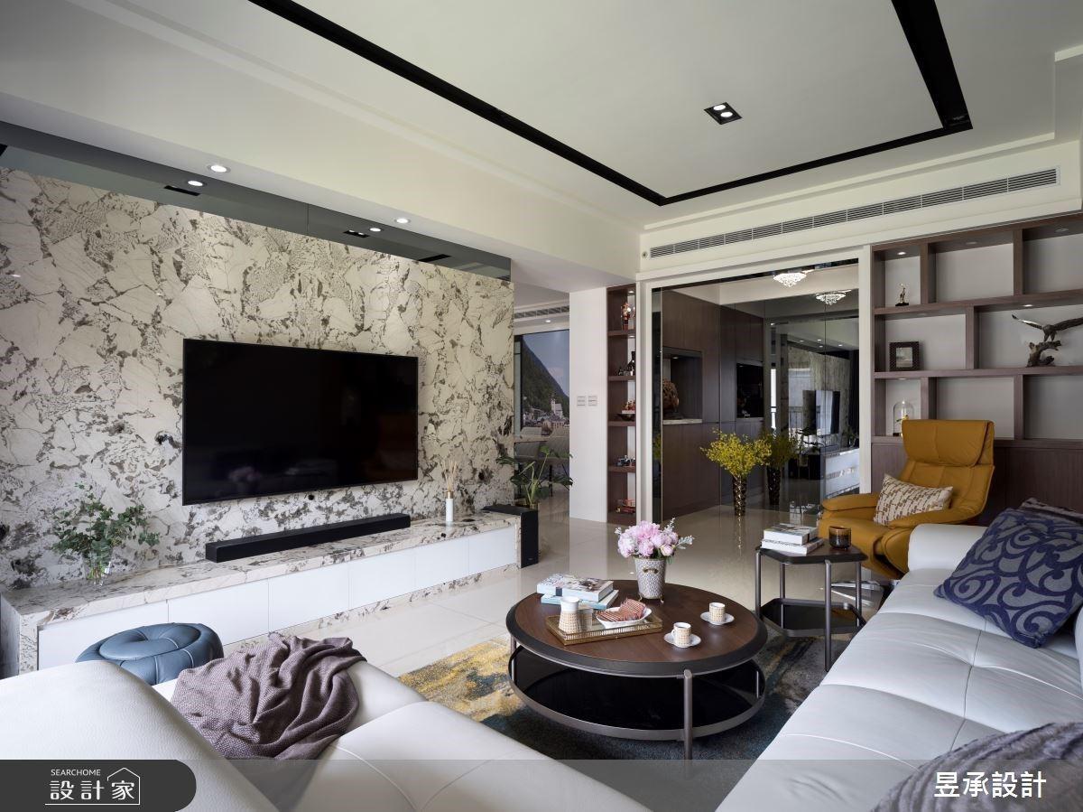 迎接第二個家!石材器度與綠意窗景,創造輕奢時尚度假宅