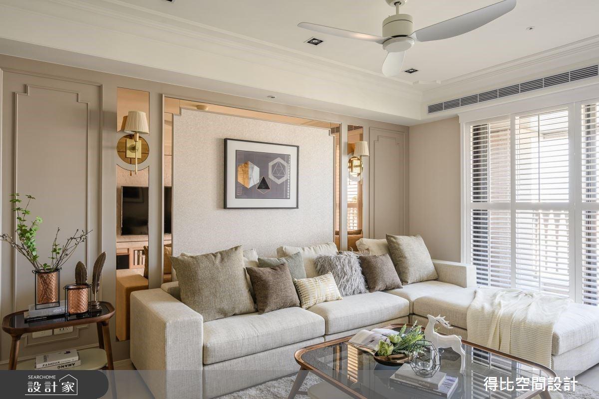 美式古典宅的美型收納,用空間色彩堆疊出生活的細膩美好!