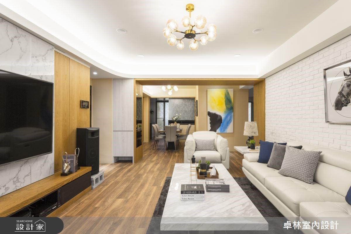 25年老屋的全新面貌,以日系風色彩保留家的溫度!讓一家五口盡享天倫之樂
