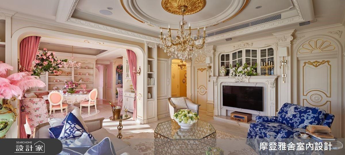 結婚十週年的夢幻獻禮!粉色系凡爾賽宮mix精品酒店,在家享受浪漫法式午茶饗宴