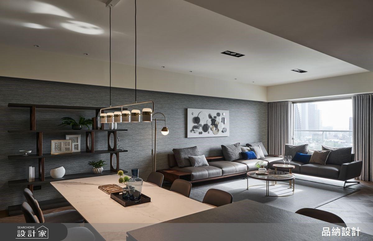 預約退休後的夢想生活! 50 坪現代溫馨機能宅,讓全家人聚在一起!