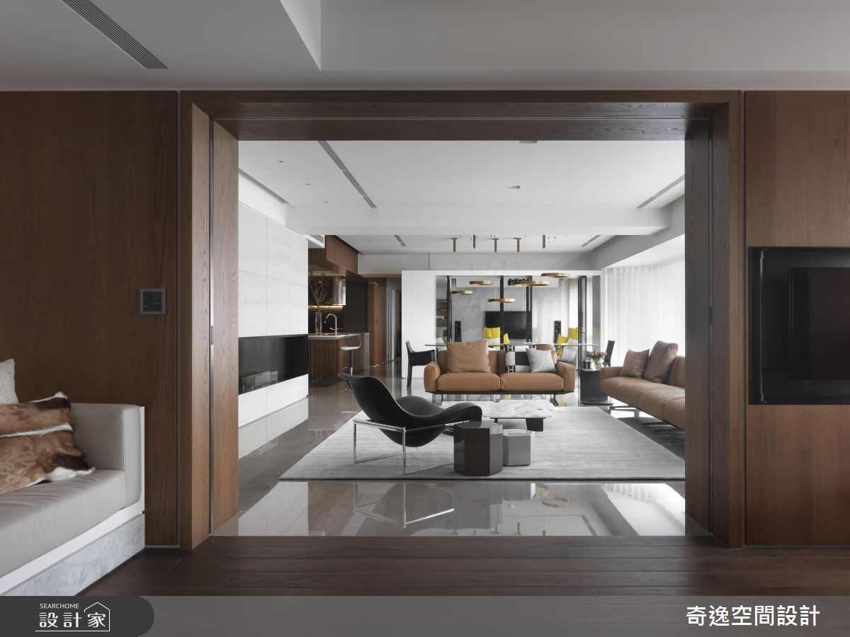 退休前的最佳投資!十年中古屋改造增添獨立視聽空間,主臥配有專屬起居室享受樂活人生
