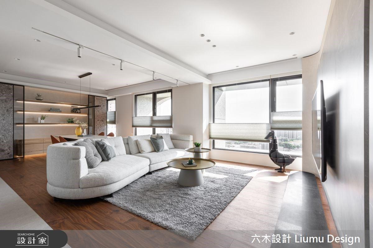 清新陽光、溫潤木質!40 坪暖心現代宅,盛裝滿滿幸福感!