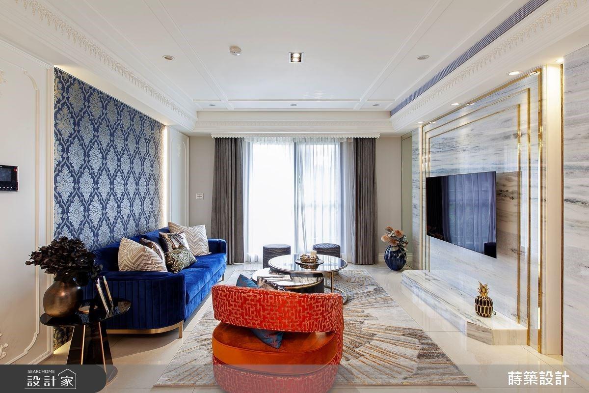 25 坪也能變出新古典豪宅!不只格局變方正,還能擁有夢幻更衣室
