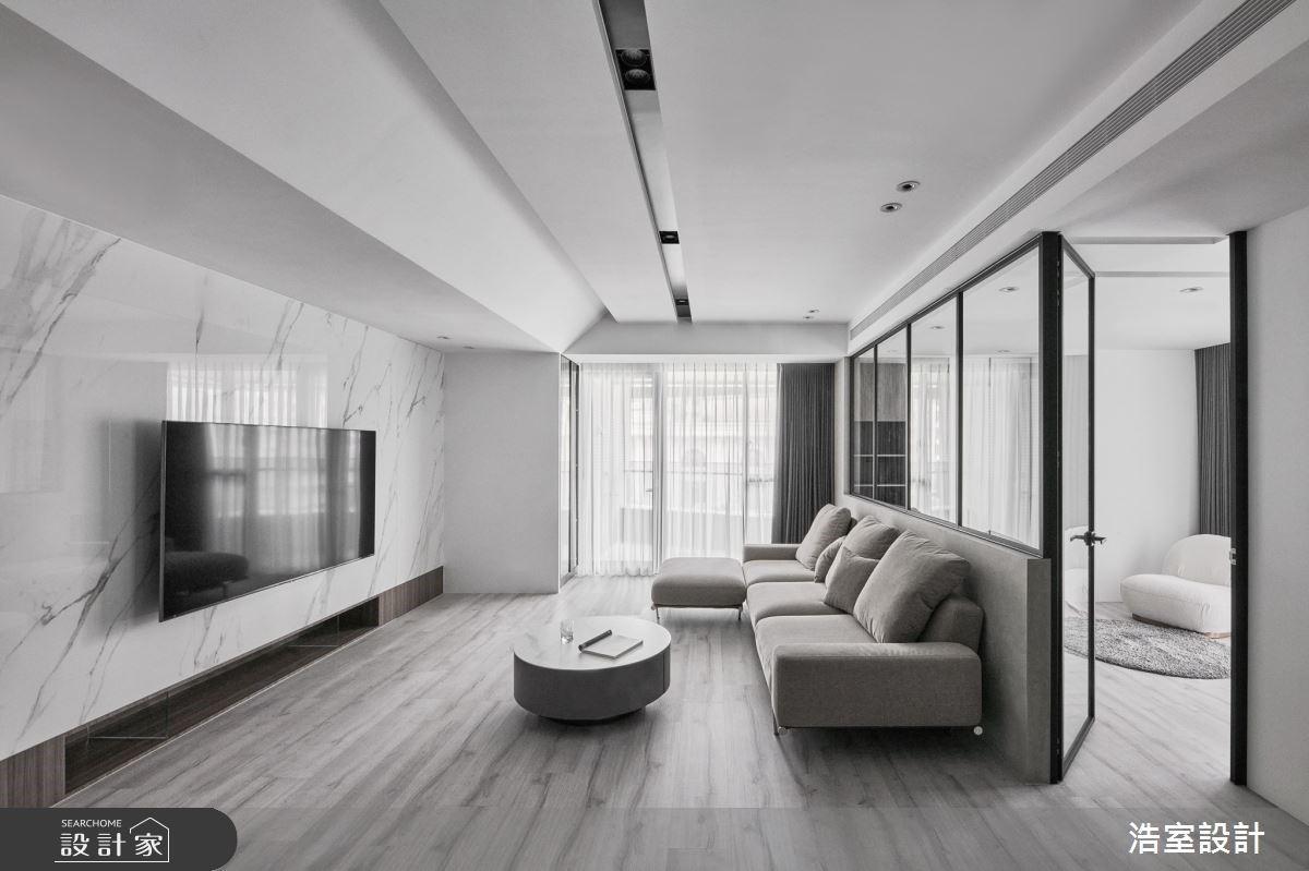 跳脫空間的拘束,重新繪製寬敞舒適的居家寵物宅
