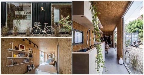 在地住宅革命 2.0 !讓一家 4 口帶你住進日系簡約「貨櫃屋」