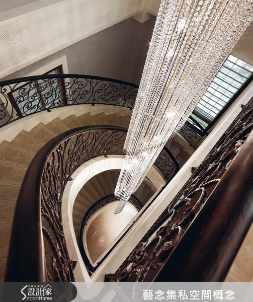 階梯,讓空間更有「藝」思!