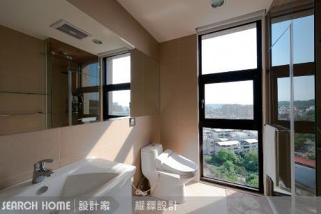經典浴室材質的完美挑選