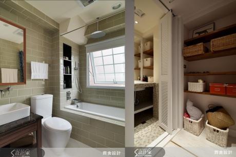 打造美式衛浴空間有撇步!